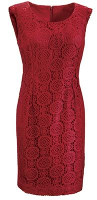 Annalise Crochet Dress