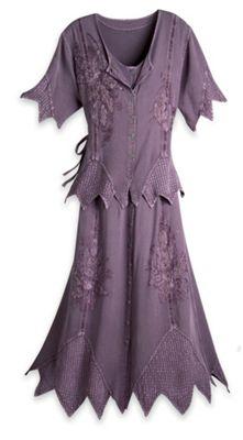 Violet Dreams Dress