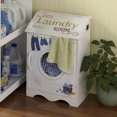 Loads of Fun Laundry Hamper