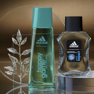 Adidas Fragrances For Her and Him
