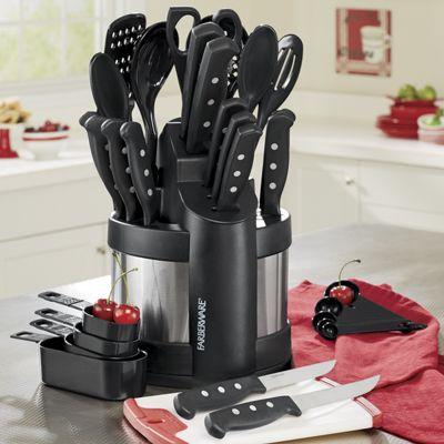 30-Piece Cutlery/Tool Carousel by Farberware