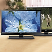 RCA LED HDTV with or without DVD Players