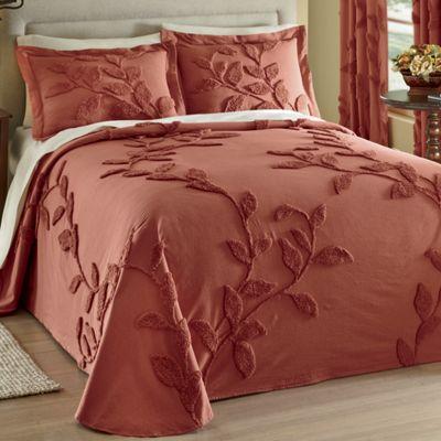 Florissant Chenille Bedspread