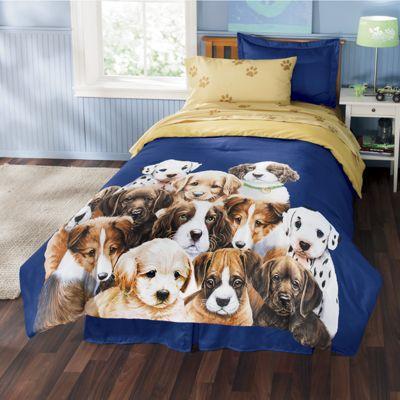 Best Friends Comforter Set