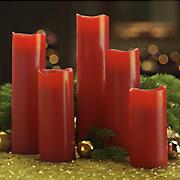 5-Piece Flameless Candle Set