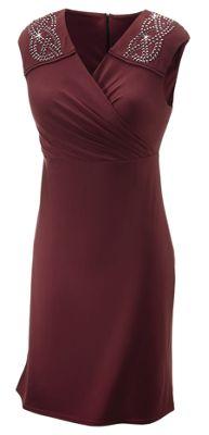 Shannon Studded Shoulder Dress
