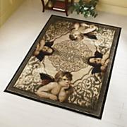 cherub rug