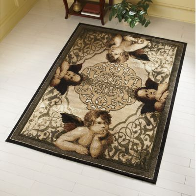 cherub rug. Area Rugs  Living Room Rugs  Large Area Rugs   Ginny s