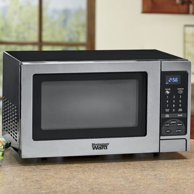 Montgomery Ward 174 0 9 Cu Ft Microwave Oven From Seventh