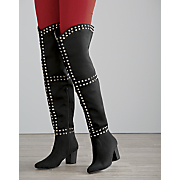 zyirah thigh high boot