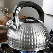 4-Qt. Hammered Tea Kettle