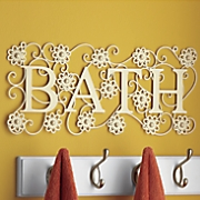 Felicity Bath Wall Décor
