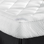 Sleep Connection ® Diamond Quilted Topper by Montgomery Ward