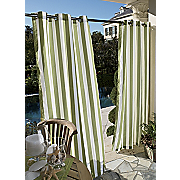Stripe Grommet Panel