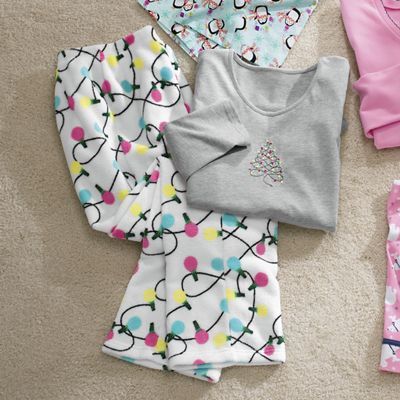 Tangled Lights Pajama Set