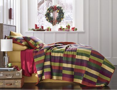 Jubilee Oversized Quilt and Sham