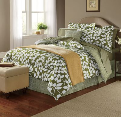 Isabella Comforter Set & Window Treatments