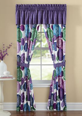 Jewel Festival Window Treatments