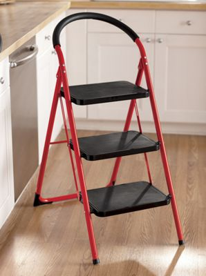 3-Step Folding Ladder