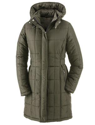 Quilted Walker Coat