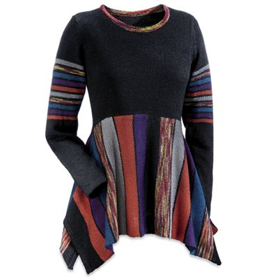 Gemma Striped Sweater