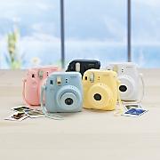 instax mini 8 camera and instant film by fujifilm
