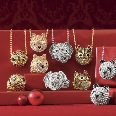 Crystal Critter Jewelry