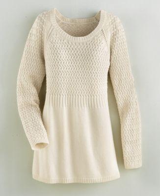 Golden Highlights Sweater