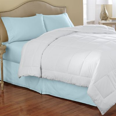 Microflannel Comforter