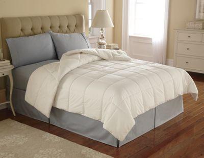 Plush Sherpa Comforter