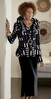 Sabella Jacket Dress