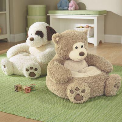 Kids Plush Animal Chair