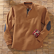 Long-Sleeved Henley