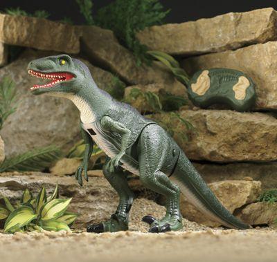 Infrared Dinosaur