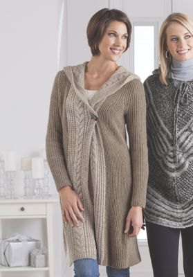 Cocoa-Sipping Sweater