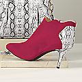 Amaryllis Ankle Boot