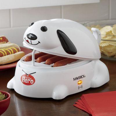 Hero Hot Dog Steamer