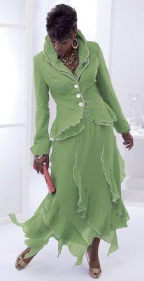 Freida Skirt Set
