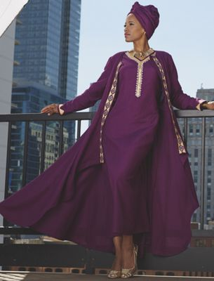 Odelia High-Low Jacket and Dress Set