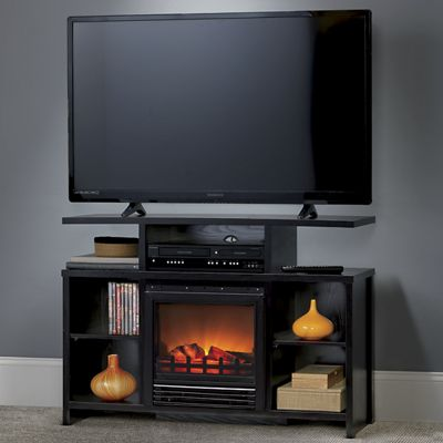 Electric Fireplace Media Center From Seventh Avenue Dw716145