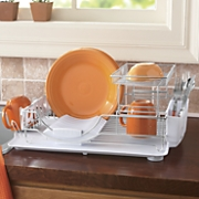 """The Sophisticate"" Dish Rack"