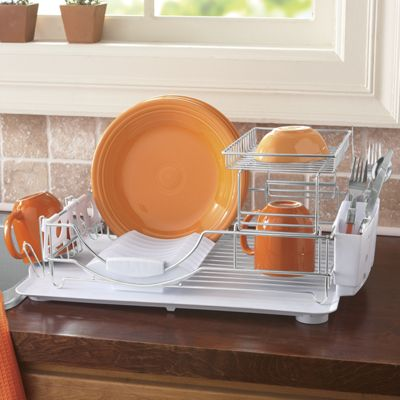 """""""The Sophisticate"""" Dish Rack"""