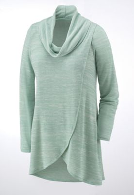 Water Sprite Cowl Neck Tunic