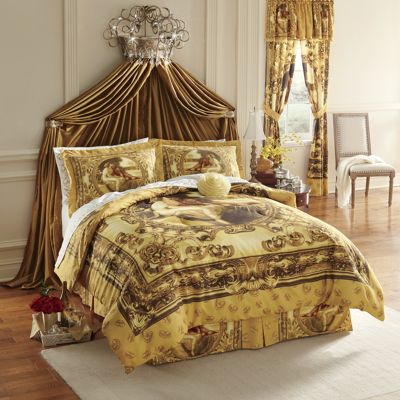 Eternal Love Comforter Set From Seventh Avenue