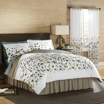 New Leaf Comforter Set