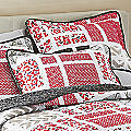 Bridgeport Quilted Sham