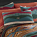 River Canyon Tapestry Sham