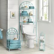 3 piece arched bath set