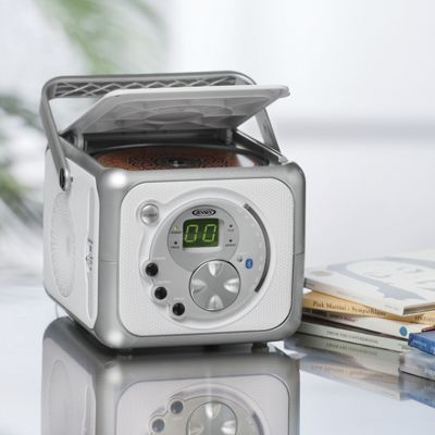 Portable Music System with Bluetooth