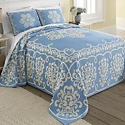 Florentine Jacquard Bedspread and Sham